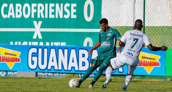 Justiça Desportiva decide manter Cabofriense na Série A do Campeonato Carioca