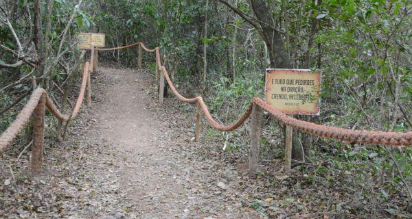 Iguaba Grande inaugura parque ecológico e espaço religioso
