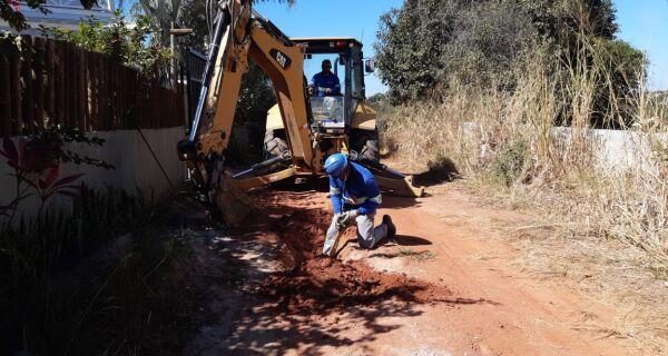 Bairros de Búzios e São Pedro recebem melhorias no abastecimento de água