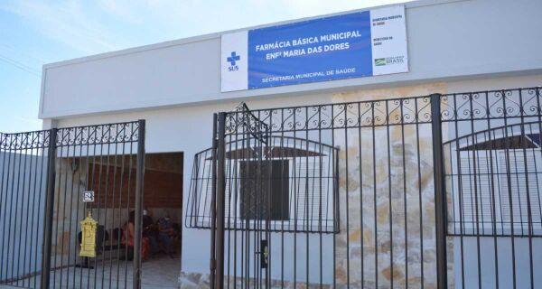Farmácia Básica Municipal de São Pedro da Aldeia ganha novo espaço