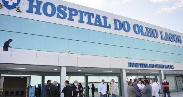 São Pedro da Aldeia terá hospital oftalmológico a partir desta segunda