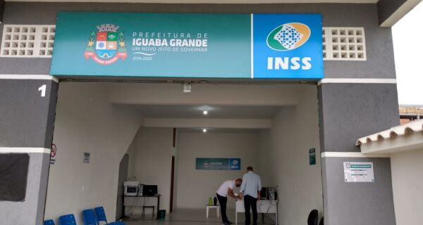 Iguaba Grande ganha um posto do INSS
