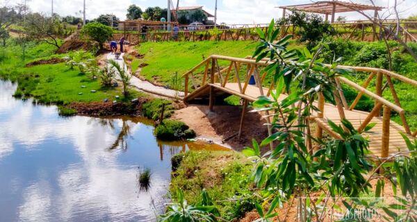Inaugurações marcam os 25 anos de Iguaba Grande
