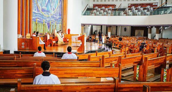 Igrejas e templos religiosos de Cabo Frio poderão reabrir a partir do dia 15
