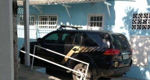 Polícia Federal cumpre mandados de busca e apreensão na Secretaria de Saúde de Cabo Frio