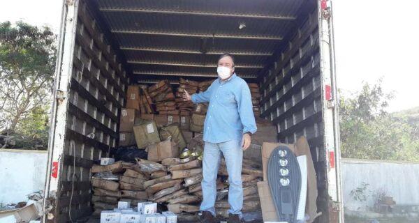Cabo Frio recebe R$ 500 mil em doações da Receita Federal