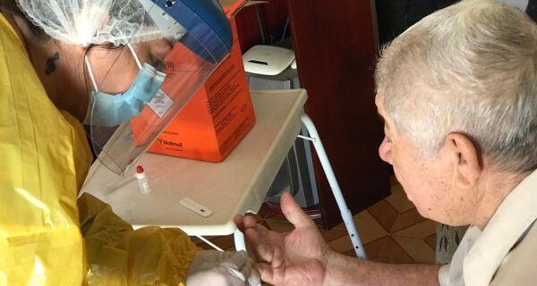 Ação em Araruama identifica quatro pessoas com coronavírus