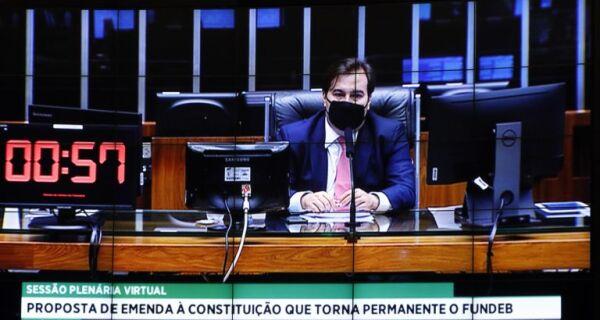 Deputados aprovam PEC do novo Fundeb em 1º turno, com repasse maior da União