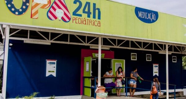 UPA Pediátrica de São Pedro da Aldeia funciona de forma restrita