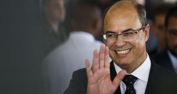 Presidente do STF suspende processo de impeachment de Witzel na Alerj