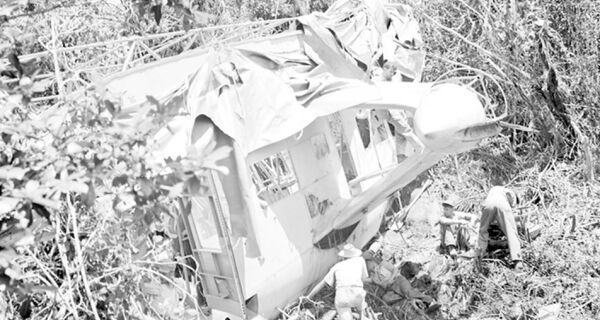 Você conhece a história do zeppelin que caiu em Arraial na Segunda Guerra?