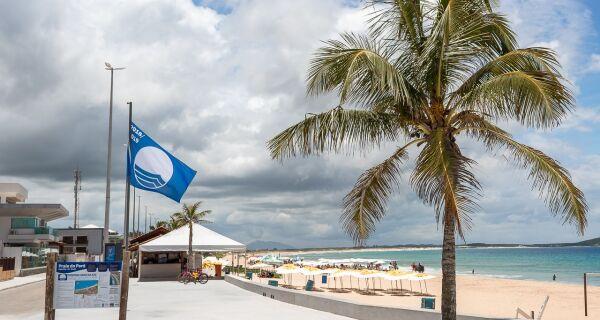 Exoneração de coordenadores faz entidades temerem por continuidade da Bandeira Azul no Peró