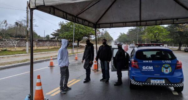 Arraial do Cabo garante que manterá barreiras sanitárias na entrada da cidade