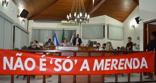 Câmara de Búzios aprova auxílio de R$ 200 mensais para alunos da rede municipal