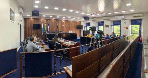 Câmara de Cabo Frio começa a analisar contas dos três prefeitos de 2018