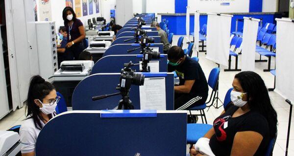 Detran reabre postos de identificação civil em Arraial, São Pedro da Aldeia e Saquarema