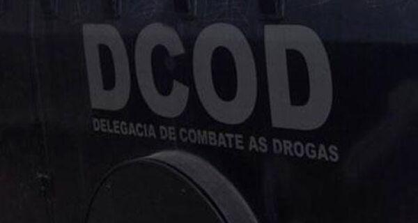DCOD prende traficante responsável pelo abastecimento de drogas em Saquarema e Maricá