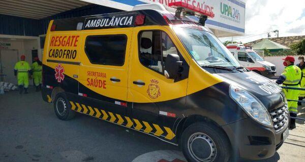 Prefeitura de Cabo Frio implanta resgate emergencial em Tamoios