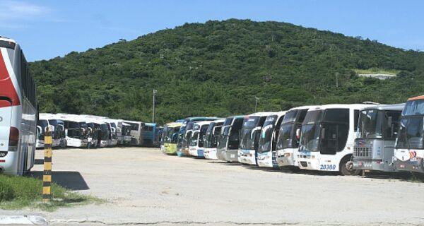 Ônibus de turismo poderão entrar com lotação máxima em Cabo Frio a partir de setembro