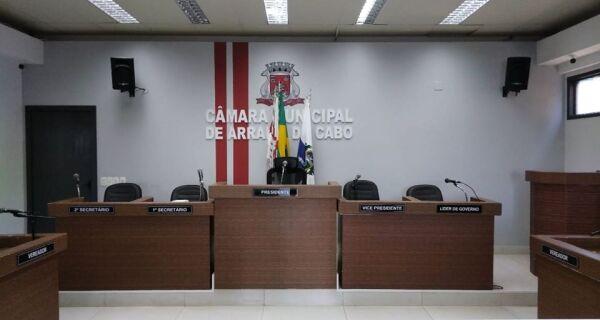 Câmara de Arraial suspende atividades após funcionária testar positivo para Covid-19