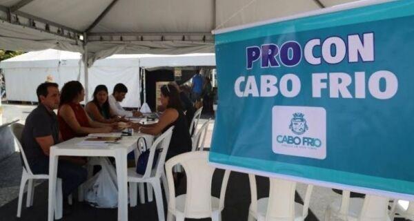 Procon de Tamoios registra mais de 200 atendimentos no primeiro trimestre de atuação