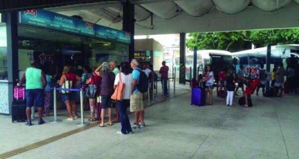 Estado publica novas medidas para ocupação dos transportes intermunicipais
