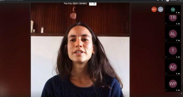 Pré-Fórum do Comitê Macaé reúne jovens para debate virtual sobre recursos hídricos