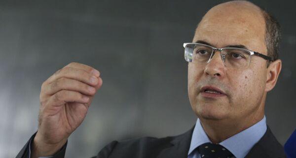 Wilson Witzel recorre ao STF para voltar ao cargo de governador do Rio