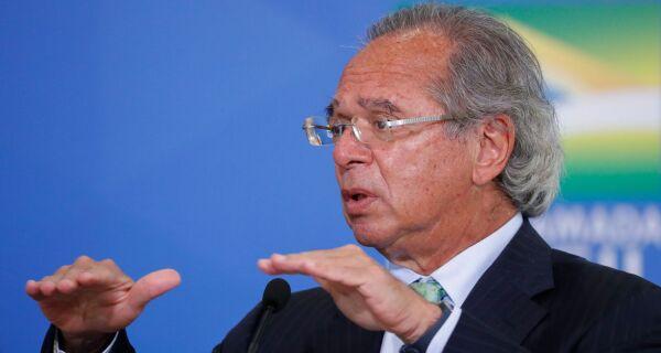 Ministro da Economia diz que economia do país se recupera em V