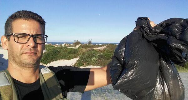 Guarda-parques assume chefia do Parque Estadual da Costa do Sol