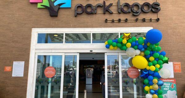 Shopping Park Lagos e Open Mall participam da Semana Brasil
