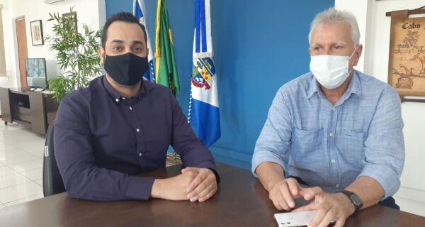 Iranildo Campos pede exoneração do cargo de secretário de saúde de Cabo Frio
