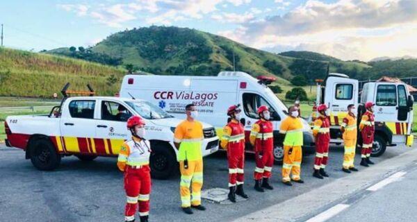 ViaLagos terá operação especial para o feriadão da Independência