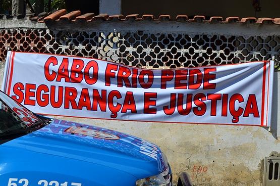 Guerra entre facções deixa mais um  morto no Jacaré, em Cabo Frio