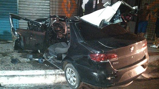 Acidente próximo a Unimed, em Cabo Frio, deixa três feridos