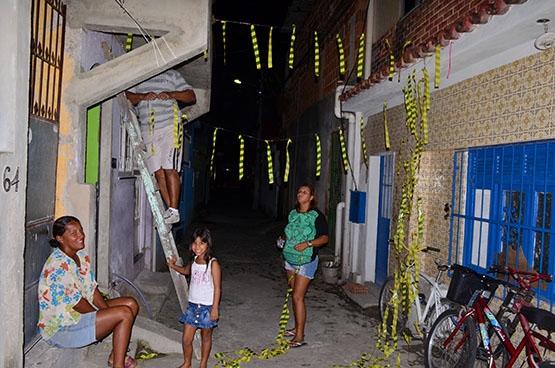Campanha premiará rua mais bonita na Copa