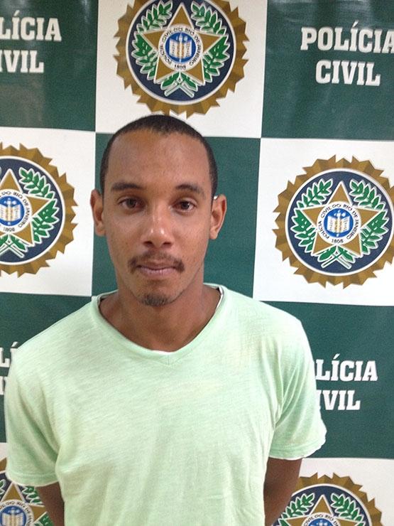 Suspeito de homicídio é preso pela Polícia Civil em São Pedro da Aldeia