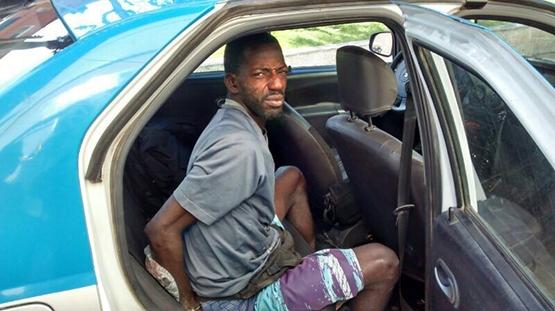 Ladrão é preso em flagrante no Centro de Cabo Frio ao tentar roubar celular de ciclista