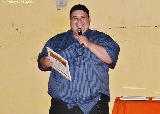 Morre na manhã desta quinta-feira (5) Thiago Chumbada