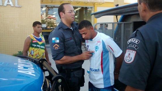Acusado de participar de assassinato ao sargento Carvalho em fevereiro é preso por PMs