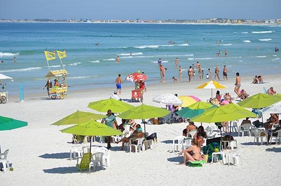 Fim de semana deverá ser de tempo bom em Cabo Frio