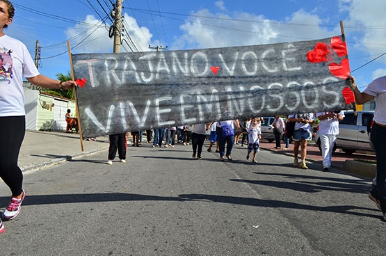 Delegada pede à população para formalizar depoimentos sobre a morte do professor Trajano