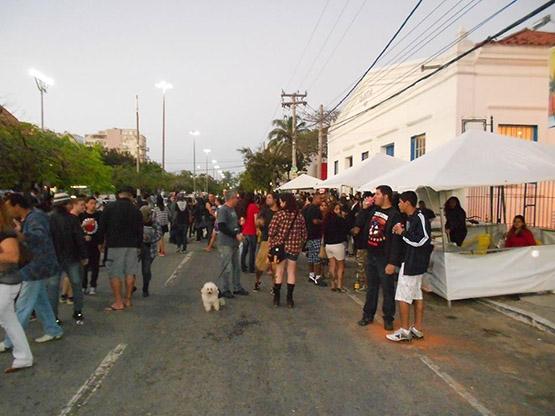 Dog Rock enche de som o Centro de Cabo Frio neste sábado