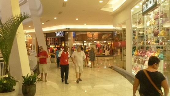 Cabo Frio testemunha a interiorização do consumo