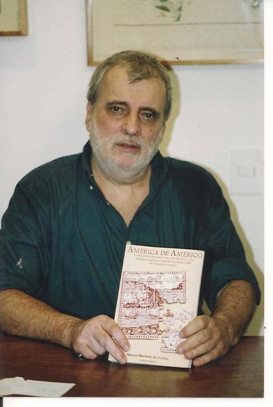 Márcio Werneck expõe no Charitas