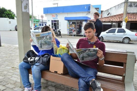 Folha dos Lagos lança nesta sexta Caderno Cidades em São Pedro