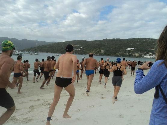 Duzentos atletas participam do IV Biathlon Fast neste fim de semana, em Arraial do Cabo