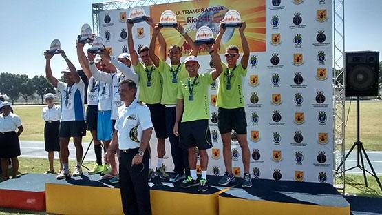 São Pedro é destaque em ultramaratona de 24 horas realizada no Rio