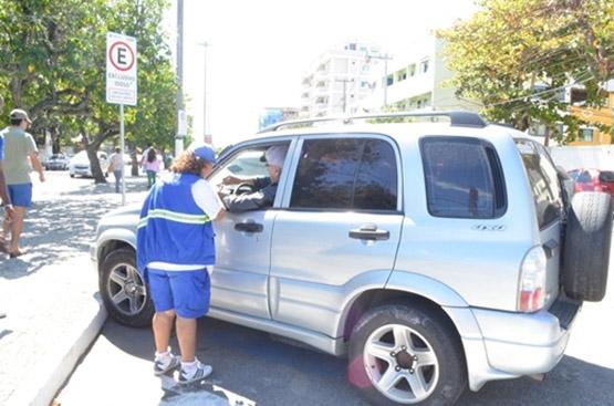 Cabo Frio reorganiza estacionamento