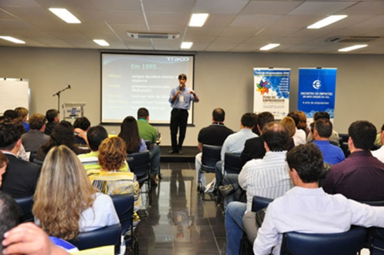Curso prepara empresários da região para o sucesso